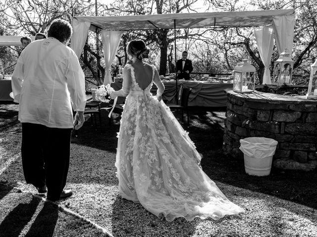 Il matrimonio di Guido e Jessica a Arezzo, Arezzo 34