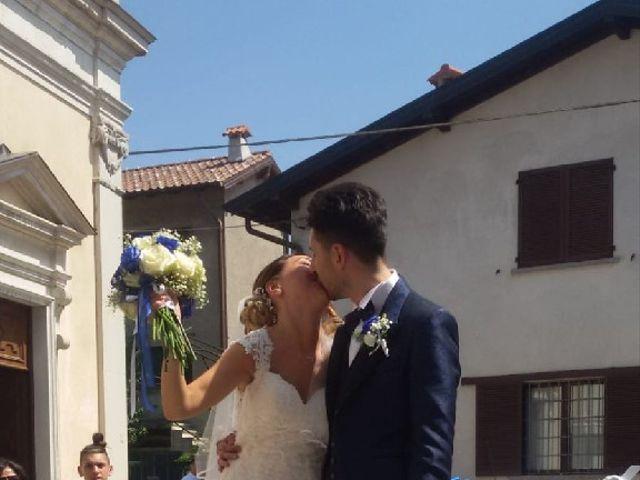 Il matrimonio di Fabio e Gisella a Albiolo, Como 7
