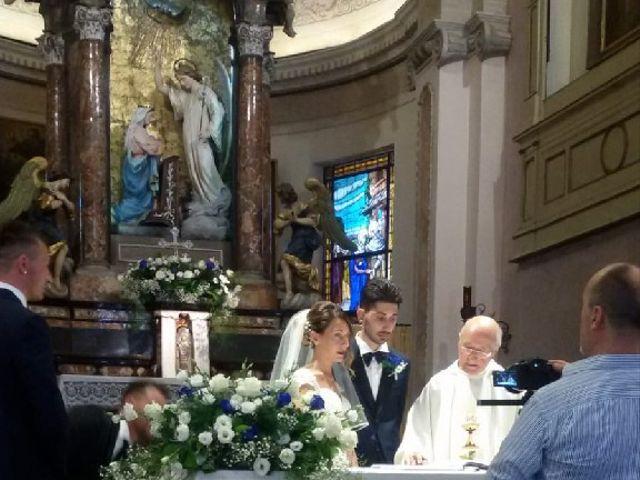Il matrimonio di Fabio e Gisella a Albiolo, Como 8