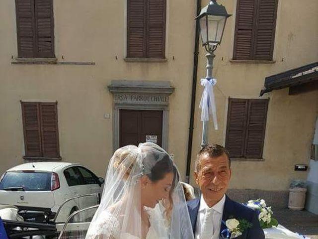 Il matrimonio di Fabio e Gisella a Albiolo, Como 9