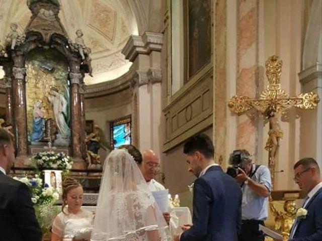 Il matrimonio di Fabio e Gisella a Albiolo, Como 10