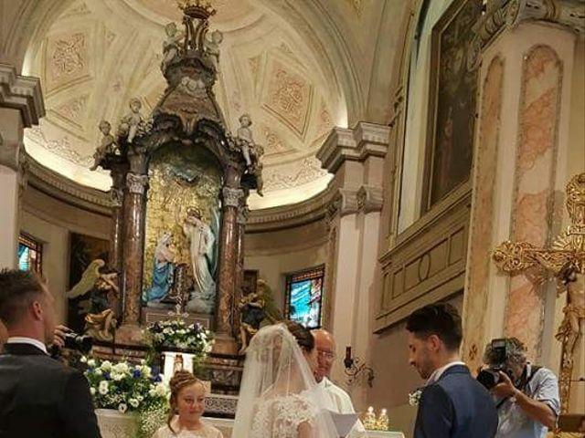 Il matrimonio di Fabio e Gisella a Albiolo, Como 12