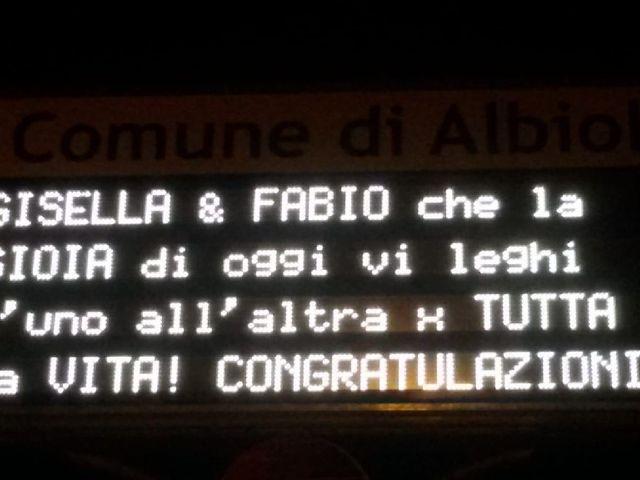 Il matrimonio di Fabio e Gisella a Albiolo, Como 16