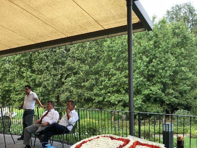 Il matrimonio di Fabio e Gisella a Albiolo, Como 20