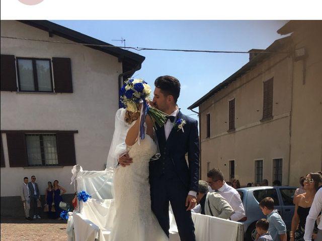 Il matrimonio di Fabio e Gisella a Albiolo, Como 22