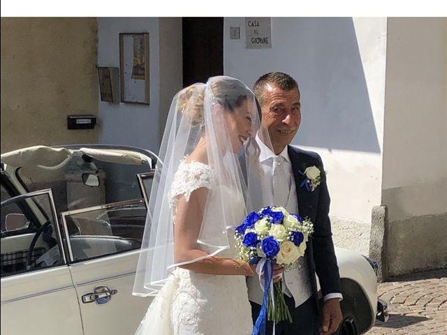 Il matrimonio di Fabio e Gisella a Albiolo, Como 24
