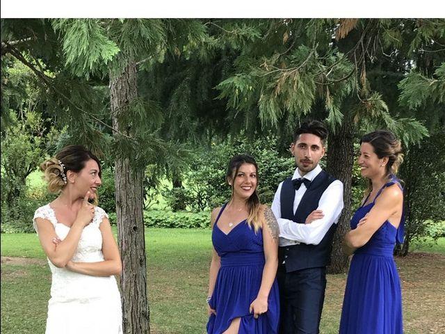 Il matrimonio di Fabio e Gisella a Albiolo, Como 26