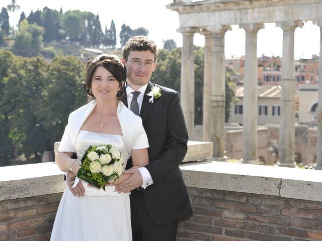Le nozze di Tania e William