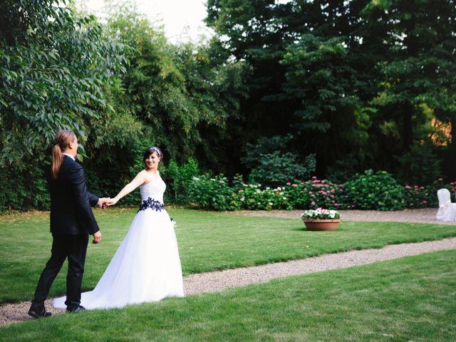 Il matrimonio di Cristiano e Francesca a Gropello Cairoli, Pavia 1