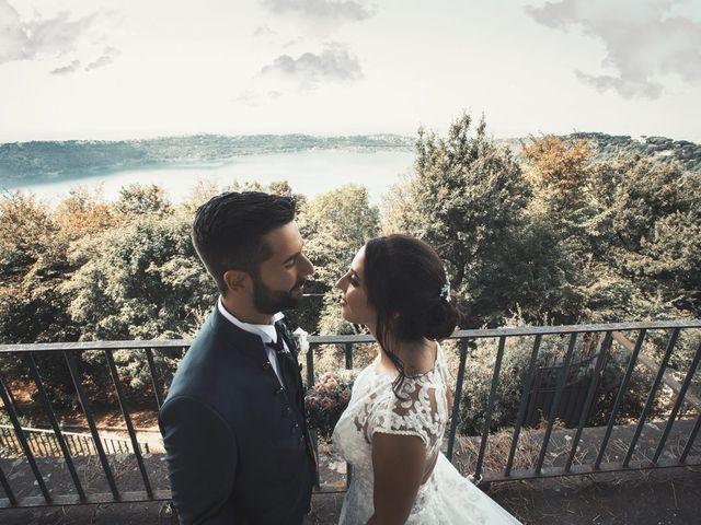 Le nozze di Gabriela e Giuseppe