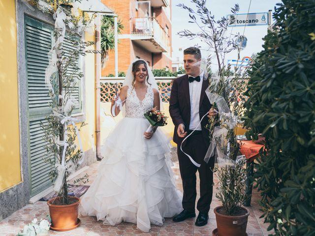 Il matrimonio di Aurora e Riccardo a Roma, Roma 10