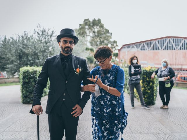 Il matrimonio di Aurora e Riccardo a Roma, Roma 27