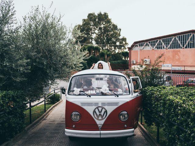 Il matrimonio di Aurora e Riccardo a Roma, Roma 31