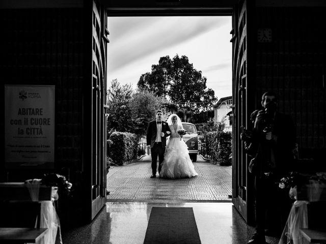 Il matrimonio di Aurora e Riccardo a Roma, Roma 33