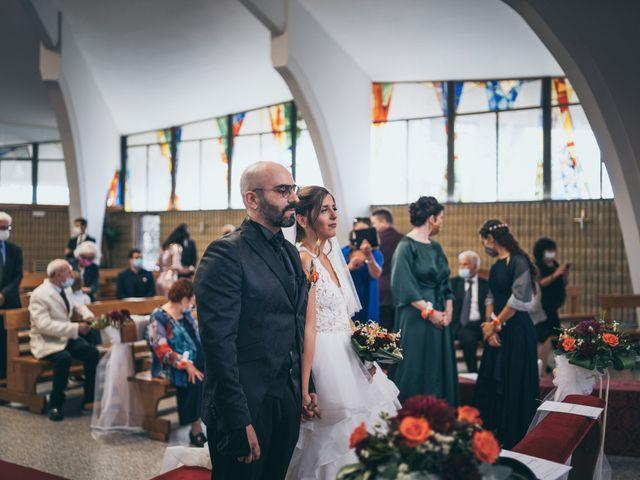 Il matrimonio di Aurora e Riccardo a Roma, Roma 37