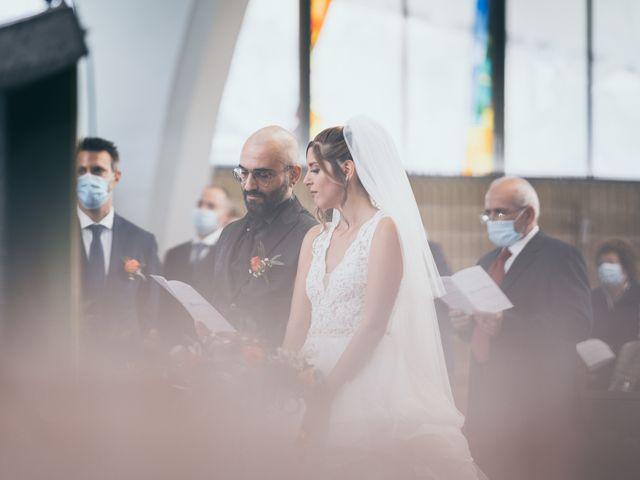 Il matrimonio di Aurora e Riccardo a Roma, Roma 39