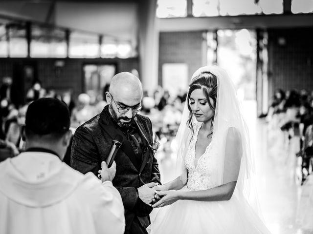 Il matrimonio di Aurora e Riccardo a Roma, Roma 42