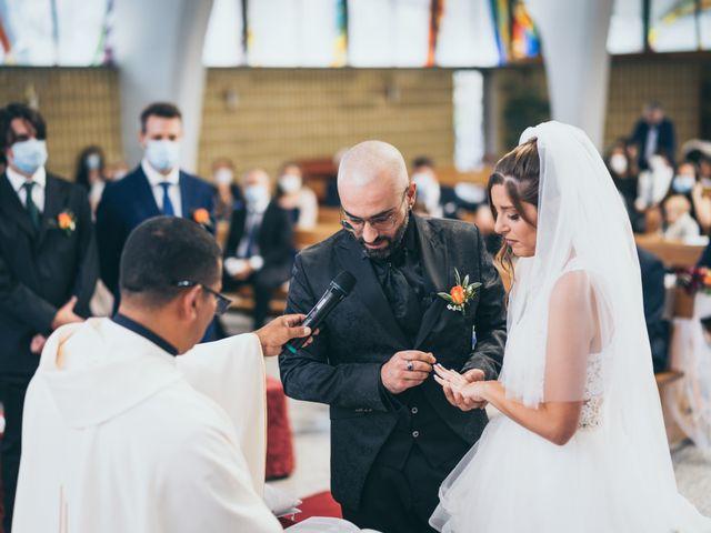 Il matrimonio di Aurora e Riccardo a Roma, Roma 45