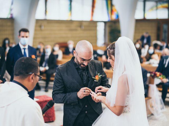 Il matrimonio di Aurora e Riccardo a Roma, Roma 46