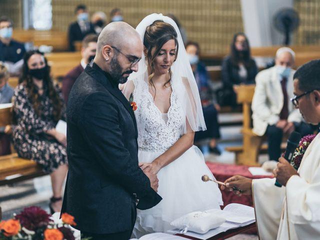 Il matrimonio di Aurora e Riccardo a Roma, Roma 47