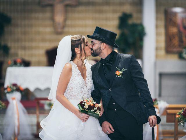 Il matrimonio di Aurora e Riccardo a Roma, Roma 48