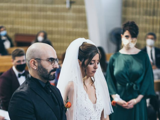 Il matrimonio di Aurora e Riccardo a Roma, Roma 50