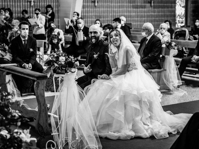 Il matrimonio di Aurora e Riccardo a Roma, Roma 51