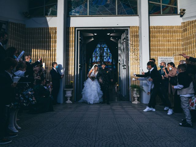 Il matrimonio di Aurora e Riccardo a Roma, Roma 54