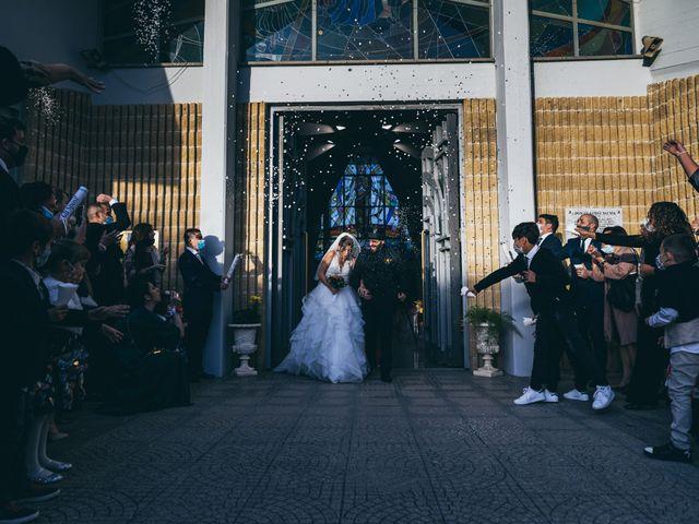 Il matrimonio di Aurora e Riccardo a Roma, Roma 55