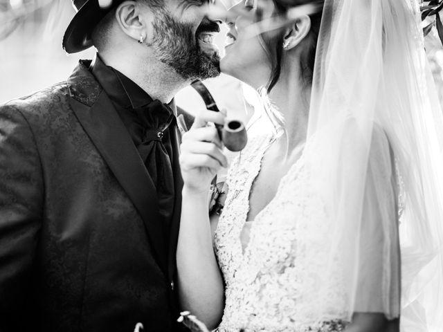 Il matrimonio di Aurora e Riccardo a Roma, Roma 59