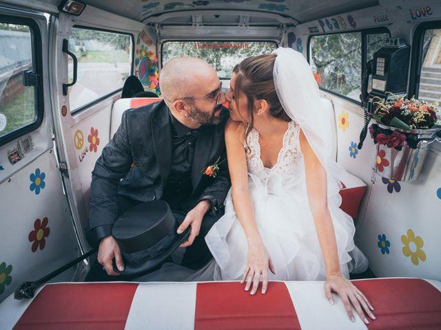 Il matrimonio di Aurora e Riccardo a Roma, Roma 62