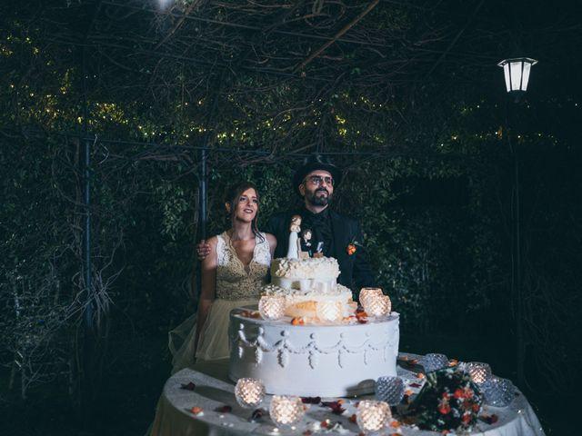Il matrimonio di Aurora e Riccardo a Roma, Roma 75