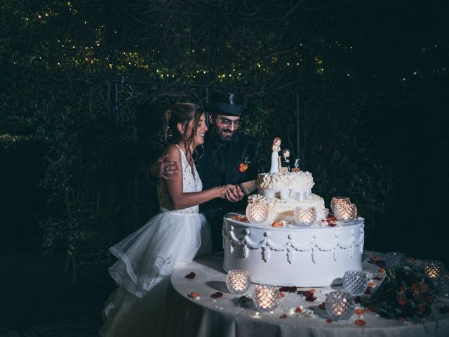 Il matrimonio di Aurora e Riccardo a Roma, Roma 76