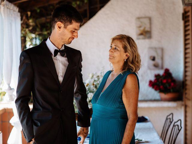 Il matrimonio di Andrea e Francesca a Cetraro, Cosenza 20