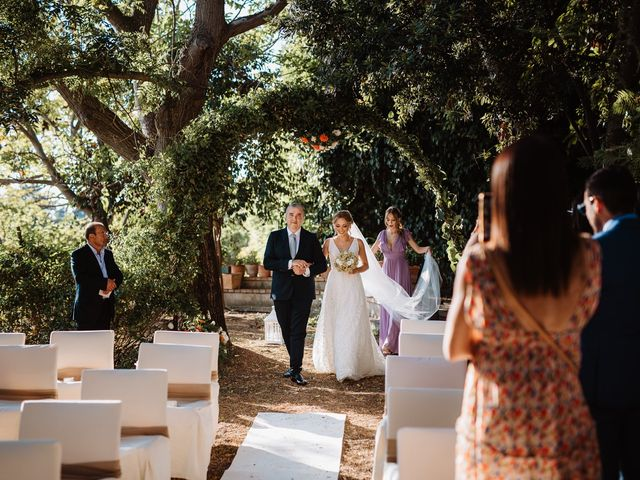 Il matrimonio di Andrea e Francesca a Cetraro, Cosenza 43