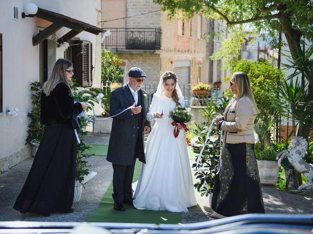Il matrimonio di Angelo e Ivana a Capaccio Paestum, Salerno 40