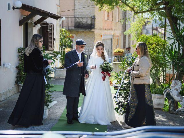 Il matrimonio di Angelo e Ivana a Capaccio Paestum, Salerno 42