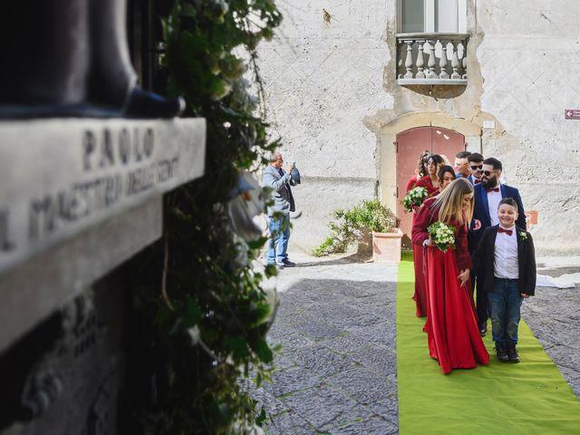 Il matrimonio di Angelo e Ivana a Capaccio Paestum, Salerno 45
