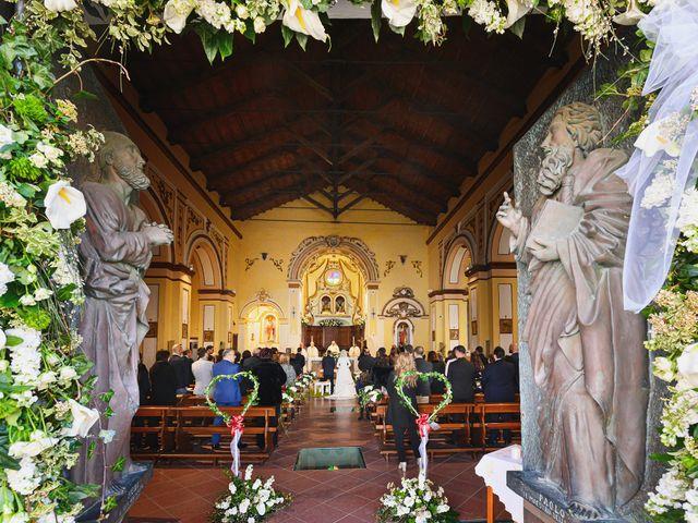 Il matrimonio di Angelo e Ivana a Capaccio Paestum, Salerno 47