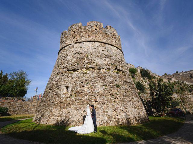 Il matrimonio di Angelo e Ivana a Capaccio Paestum, Salerno 64