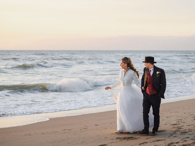 Le nozze di Ivana e Angelo