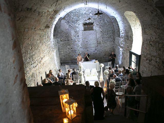Il matrimonio di Osvaldo e Paola a Iseo, Brescia 6