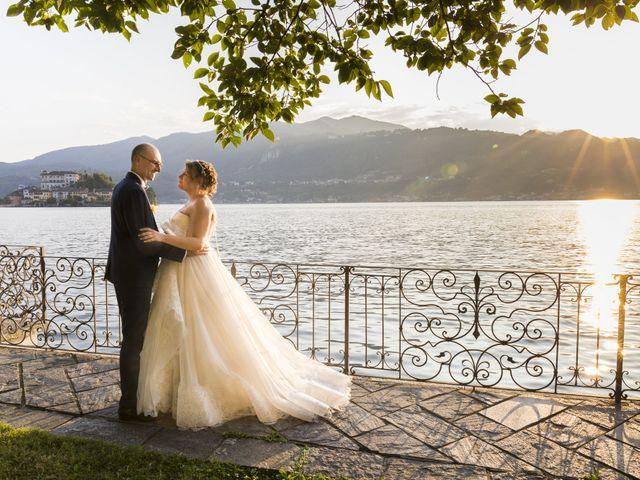 Le nozze di Gloria e Maurizio