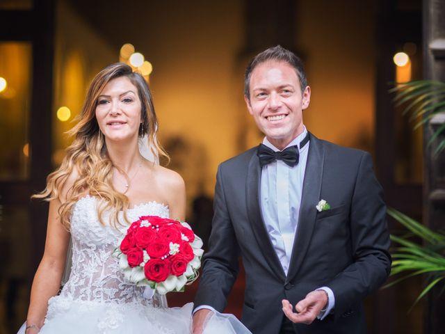 Il matrimonio di Massimiliano e Simona a Napoli, Napoli 26