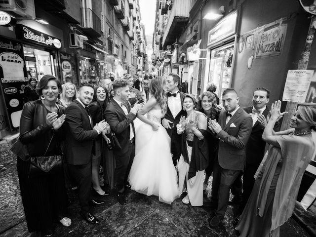 Il matrimonio di Massimiliano e Simona a Napoli, Napoli 27