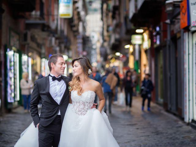 Il matrimonio di Massimiliano e Simona a Napoli, Napoli 28