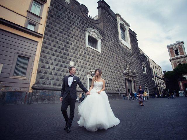 Il matrimonio di Massimiliano e Simona a Napoli, Napoli 29