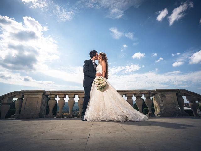 Le nozze di Elettra e Davide