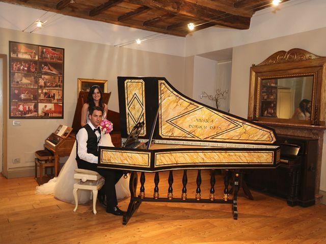 Il matrimonio di Giuseppe e Valentina a Legnano, Milano 11