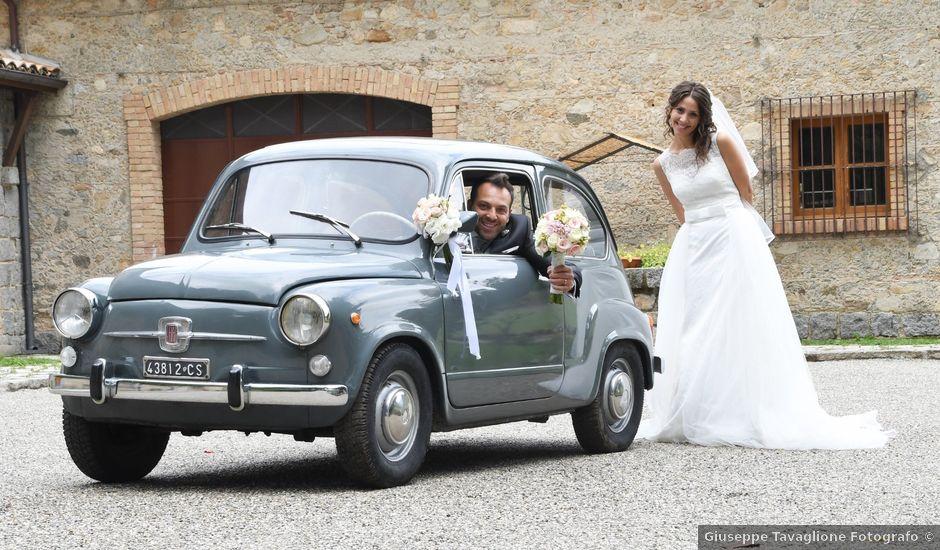 Il matrimonio di Luigi e Simona a San Giovanni in Fiore, Cosenza